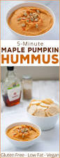 Spicy Pumpkin Hummus Recipe by 5 Minute Pumpkin Hummus With Rosemary Low Fat