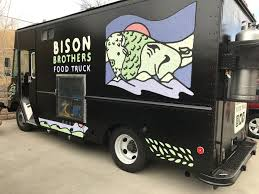 100 Trucks For Sale In Colorado Springs Bison Brothers Food Truck Makes Debut Food News