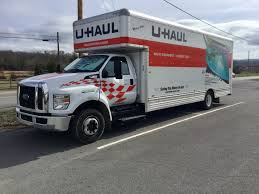 100 Rent Tow Truck 26ft Moving Al UHaul