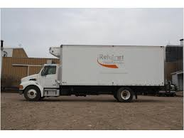 100 Central Refrigerated Trucks 2004 STERLING ACTERRA Reefer Truck For Sale Auction