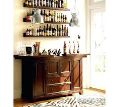 Dining Room Bar Buffet Smart Cabinet Elegant Awesome With Wine Rack