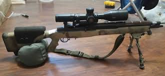 Glass Bedding A Rifle by Shitpost Saturday M1a Dmr Guns