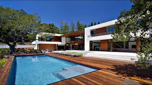 100 Swatt Miers Modern Contemporary Luxury Residence In Atherton CA By