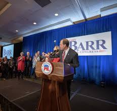 100 Two Men And A Truck Lexington Ky Barr Wins Hardfought Reelection In Kentuckys 6th District