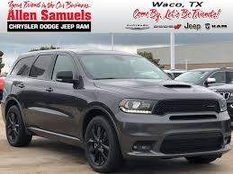 100 Dodge Rt Truck For Sale New 2018 DODGE Durango RT Sport Utility In Waco 18T60054 Allen