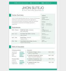 Free Resume Template 10