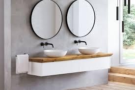 finja unterschrank waschtischplatte eiche baumkante 2 schubladen ab 1 164 87 spa ambiente