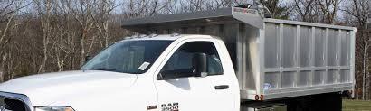 Landscape, Hauler, Platform, Service Truck Bodies