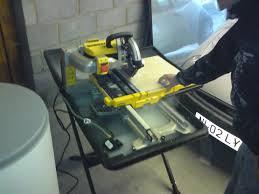 Dewalt Tile Cutter D24000 by Review Dewalt D24000 Tile Saw Tilersforums Co Uk