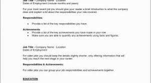 Example Of Resume Personal Information At Sample Ideas