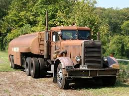 100 Truck From Jeepers Creepers 1960 Peterbilt 281 From The Movie Duel At Museum Of Transp