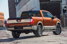 2017 Nissan Titan V-8 Crew Cab First Drive Road Test And Review ... 2014 Sierra Denali Pairs Hightech Luxury And Capability 2016 Ford Fseries Super Duty Nceptcarzcom The Top Five Pickup Trucks With The Best Fuel Economy Driving Updated W Video 2017 First Look Review Nissan Titan Xd Pro4x Cummins Power Hooniverse Truck Camper 101 Adventure Ooh Rah Using Military Diesel Hdware In Civilian World F450 Kepergok Sedang Uji Jalan Di Michigan Ram Jim Shorkey Chrysler Dodge Jeep Page 2 Of Year Winners 1979present Motor Trend 2008 Gmc Awd Autosavant Named Best Value Truck Brand By Vincentric F150 Takes 12