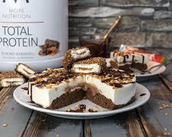 maxiqing torte gesunde protein maxi king torte