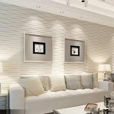großhandel 3d stereo geprägte vliestapete wandverkleidung moderne vertikale horizontale gestreifte wohnzimmer schlafzimmer tv hintergrund tapete