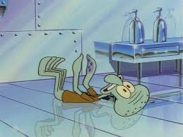 Spongebob That Sinking Feeling Top Sky by Squidward Tentacles Fictional Characters Wiki Fandom Powered
