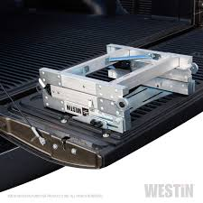 Westin 10-3000 Truck-Pal Tailgate Ladder, Truck Beds & Tailgates ...