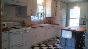 Ikea Vintage Modern Kitchen 4