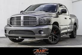 2006 Dodge Ram SRT-10 Stock # 152542 For Sale Near Marietta, GA | GA ... 2015 Ram 1500 Rt Hemi Test Review Car And Driver 2006 Dodge Srt10 Viper Powered For Sale Youtube 2005 For Sale 2079535 Hemmings Motor News 2004 2wd Regular Cab Near Madison 35 Cool Dodge Ram Srt8 Otoriyocecom Ram Quadcab Night Runner 26 June 2017 Autogespot Dodge Viper Truck For Sale In Langley Bc 26990 Bursethracing Specs Photos Modification Info 1827452 Hammer Time Truckin Magazine