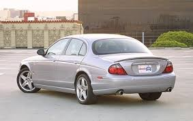 Used 2003 Jaguar S Type R Pricing For Sale