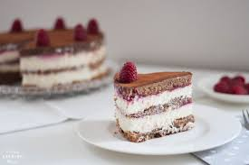 himbeer mascarpone cake