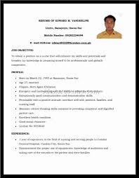 Sample Of Resume Format Luxury For Call Center Agent Without Experience