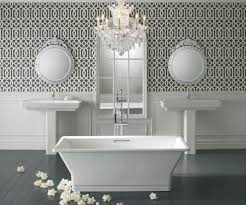 Modern Chandelier Over Bathtub by Articles With Tiling Around Bathtub Ideas Tag Cozy Tiling Around