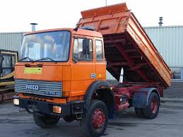 100 4x4 Dump Truck For Sale IVECO 16023 Kipper V8 Manuel Gearbox Good Condition Dump Trucks