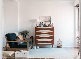 mit vintage deko und möbeln modern einrichten 50 ideen