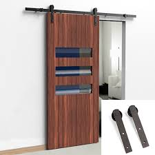 Amazon.com: Homedex 6.6 Ft Sliding Barn Door Hardware Kit Antique ... Amazoncom Rustic Road Barn Door Hdware Kit Track Sliding Remodelaholic 35 Diy Doors Rolling Ideas Gallery Of Home Depot On Interior Design Artisan Top Mount Flat Bndoorhdwarecom Door Style Locks Stunning Pocket Privacy Lock Styles Beautiful For Handles Pulls Rustica Best Diy New Decoration Monte 6 6ft Antique American Country Steel Wood Bathrooms Homes Bedroom Exterior Shed Design Ideas For Barn Doors Njcom