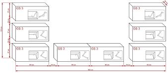klein led blau home direct henri n72 modernes wohnzimmer