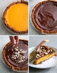 Pumpkin Puree Vs Pumpkin Pie Filling by Chocolate Hazelnut Pumpkin Pie The Little Epicurean