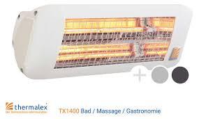 bad heizstrahler infrarot heizstrahler ohne rotlicht