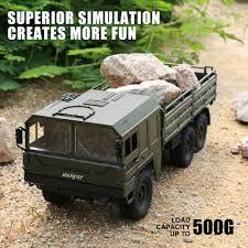 Helifar HB - NB2805 1 : 16 Military RC Truck $75.00 Online Shopping ...