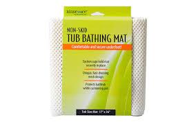Bathtub Mat No Suction Cups by Tub Mat Tub Bath Mat For Dogs Tub Bathing Mat 17