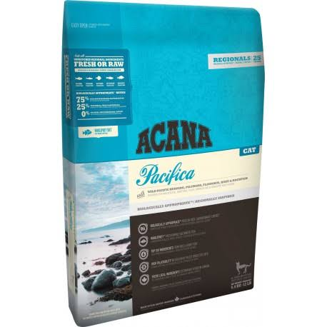 Acana Pacifica Cat Food - 5.4kg