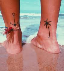 Ankle Tattoo Designs 15
