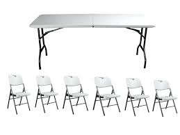 table pliante chaises table pliante avec 4 chaises occasion table