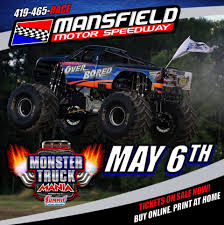 100 Real Monster Truck For Sale Tickets On Now At Mansfield Motor Speedway Facebook