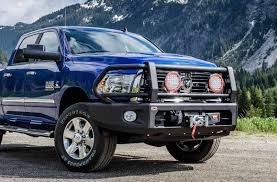 Ram 2500/3500HD Modular Winch Bumper | Medium Duty Work Truck Info Front Bumpers Premium Bumper Fab Fours Jeep Cherokee Xj Steel Bumper Rocker Buy 72019 Ford Raptor Stealth R Winch Amazoncom Fs99n16501 Mount Automotive Addictive Desert Designs F747355000103 Tundra 42018 Eag 1417 Toyota With Led Lights Heavy Tt16b36511 25 Refund 1618 2015 F250 Arb Warn Install To Protect And Go Rhino Bumpergrille Guard 23293mb Tuff Truck Parts The 1975 Chevrolet Chevy Blazer Jimmy 4x4 Monster Lifted