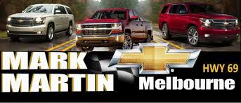 Mark Martin Chevrolet In Melbourne, AR | Batesville, Salem, AR, And ...