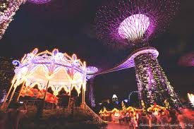 Christmas Countdown Checklists at Gardens By The Bay Alvinology