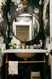 Exactly How To Get Emily Schumans Glam Guest Bathroom Style
