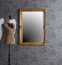 mobiliar interieur barockspiegel wandspiegel