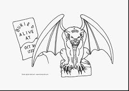 Scary Halloween Coloring Pictures To Print by Marvelous Printable Scary Halloween Coloring Pages With Scary