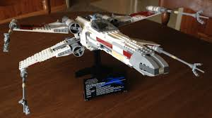 Lego X Wing Stand by Lego Ultimate Collector U0027s Series Red Five X Wing 10240 The Boba Room