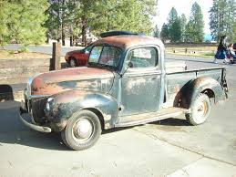My Dad Scores Big- 1941 Ford Pickup Barnfind!!!! | The H.A.M.B.