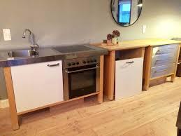 ikea värde küche modulküche küchenmodule inkl ceranfeld und herd