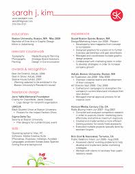 Designer Resume Objective Layout Job Sample