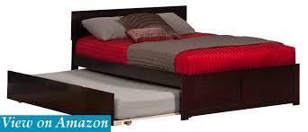 trundle bed 10 best trundle beds for the money nov 2017
