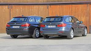 BMW Touring paro 3 Series vs 5 Series Which is best